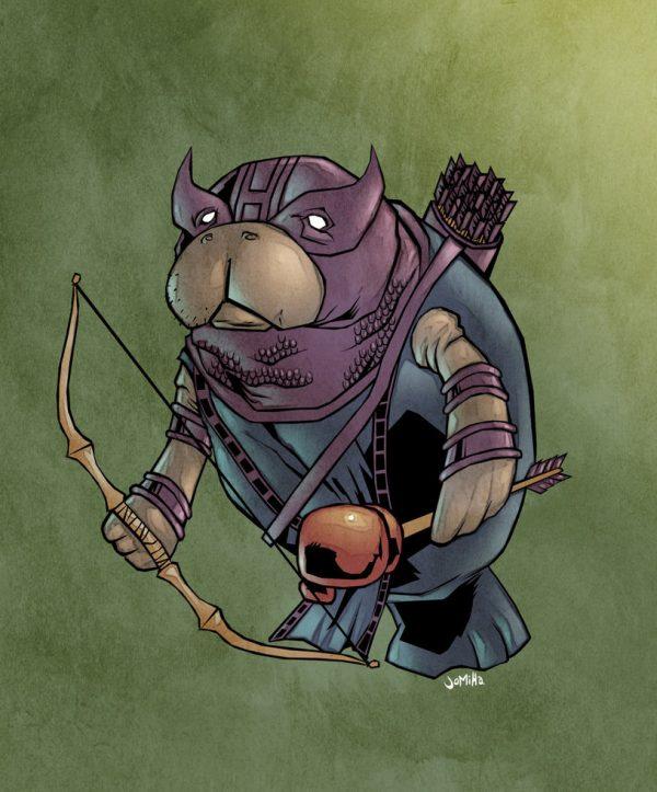 illustrations-super-heros-version-lamantins-Joel-Micah-Harris (1)