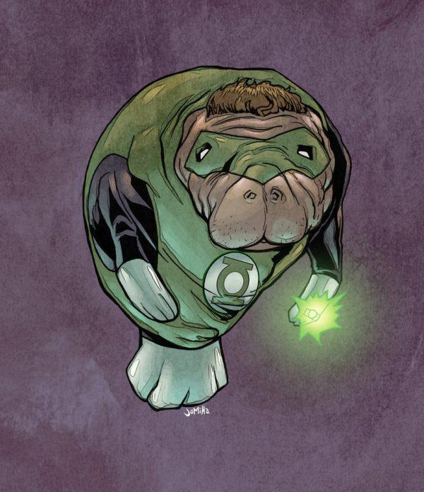 illustrations-super-heros-version-lamantins-Joel-Micah-Harris (15)