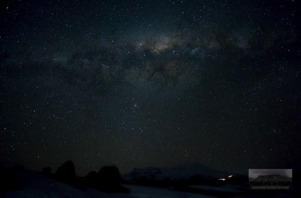 Timer lapse de la Nouvelle-Zélande