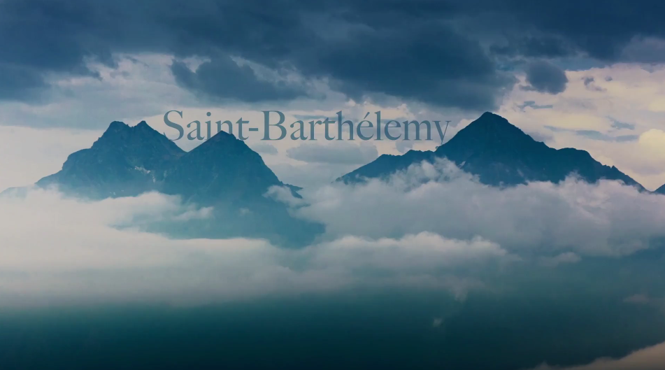 Photo of Time lapse de Saint-Barthélemy
