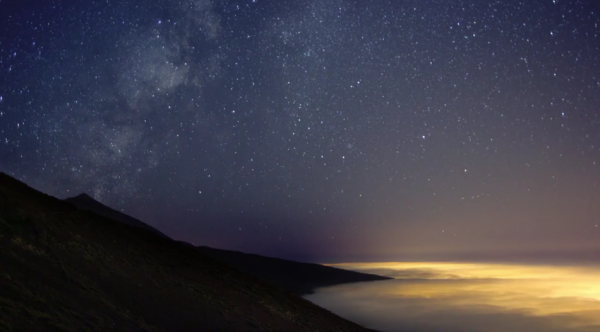 Time lapse de la nature - Twilight Magic
