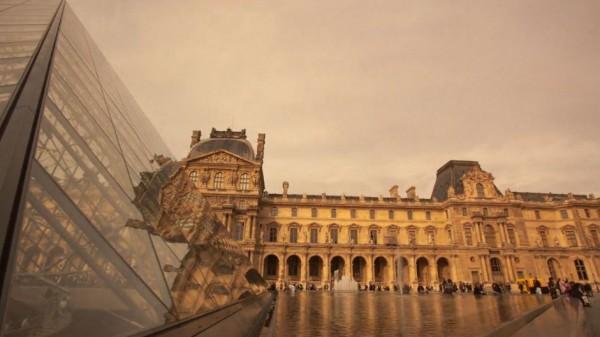 time lapse Paris