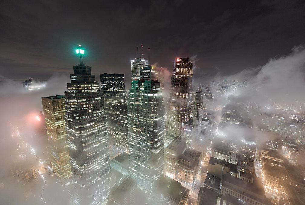 Photo of Time lapse de Toronto – Canada : City Rising