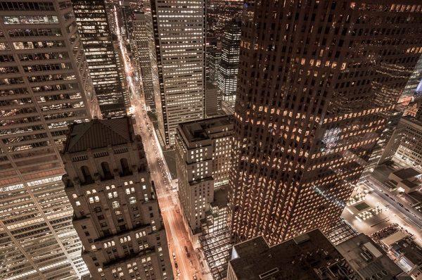 Time lapse de Toronto - Canada