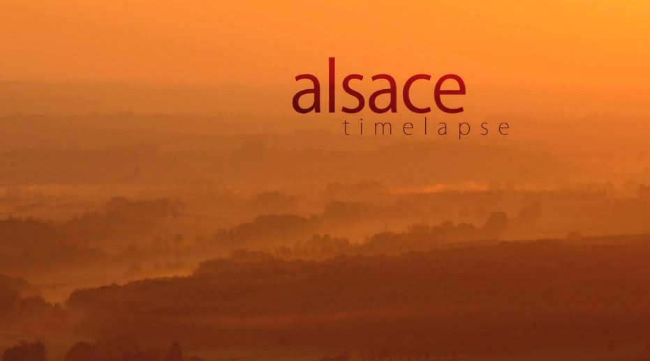 Photo of Time lapse de l'Alsace