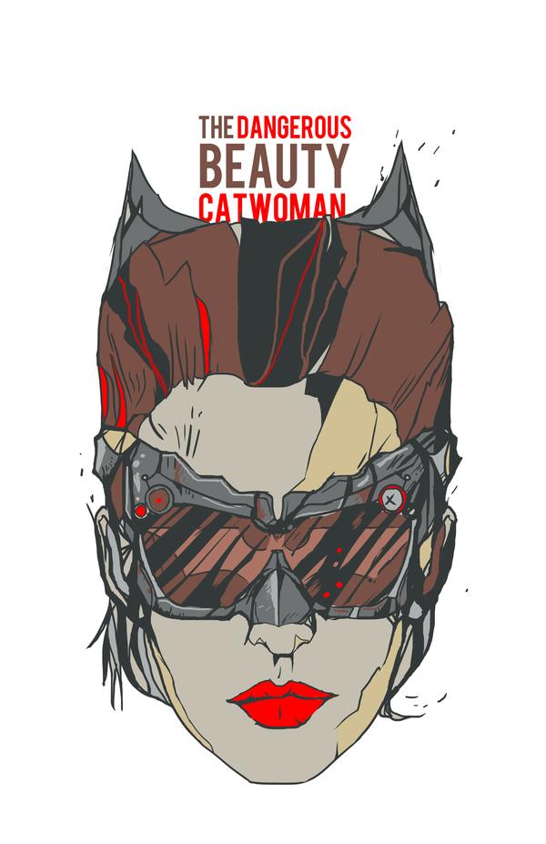 catwoman- Berkay-Daglar