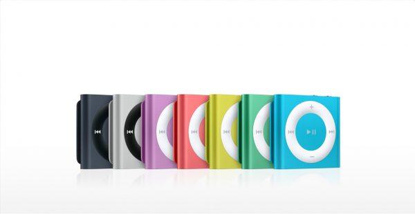 iPod Shuffle 4eme generation
