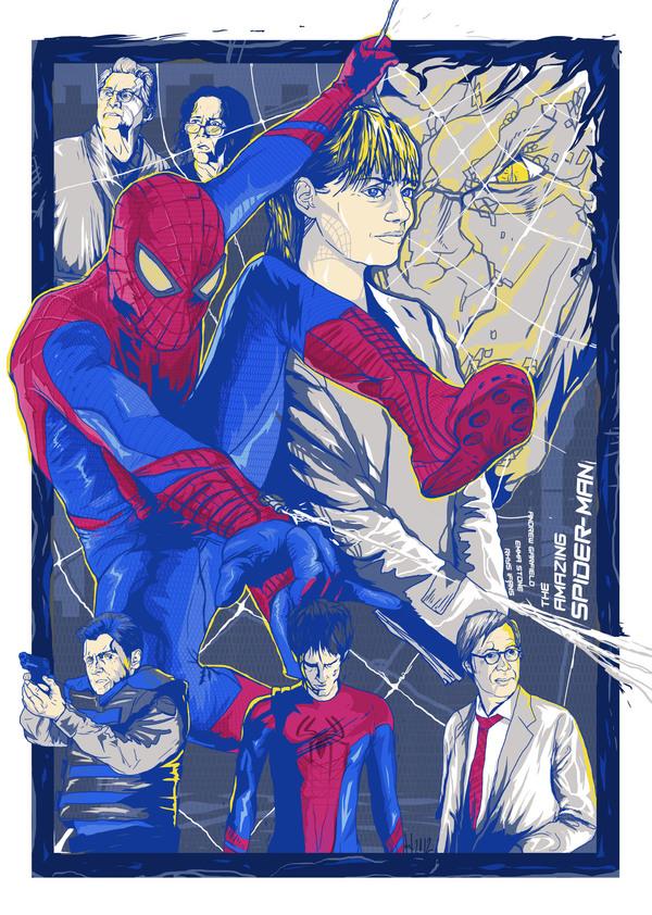 spider-man- Berkay-Daglar