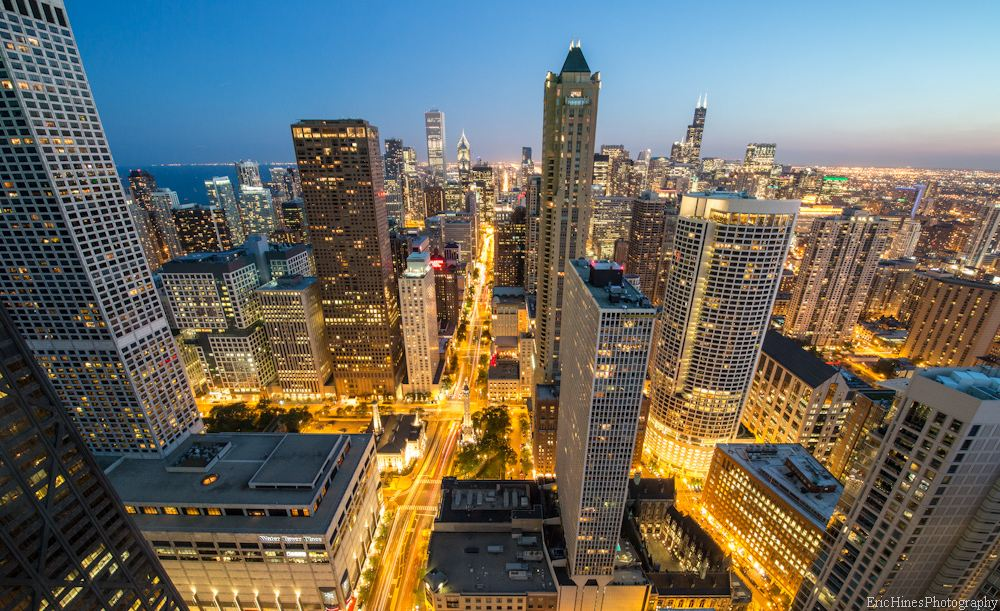 Photo of Time lapse de Chicago – Cityscape Chicago