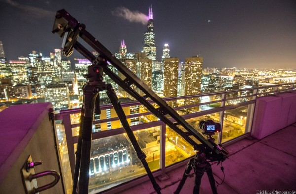 Time lapse Chicago