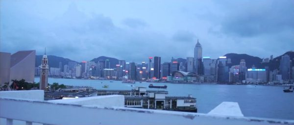 Time lapse d'Hong-Kong - Day-Night