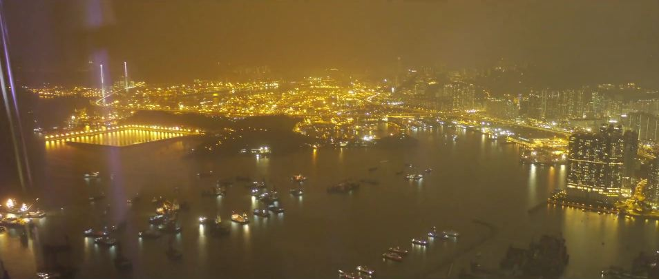Photo of Time lapse d'Hong-Kong – Day-Night