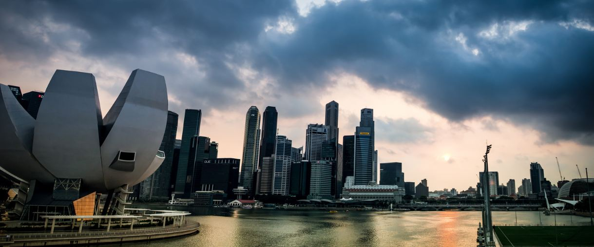 Photo of Time lapse de Singapour