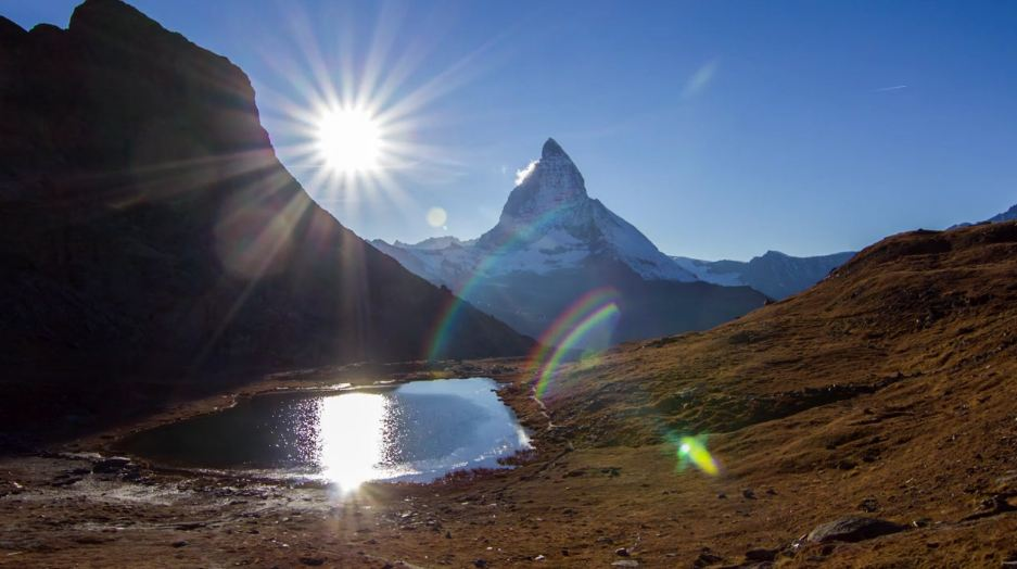 Photo of Time lapse de la Suisse – Zermatt