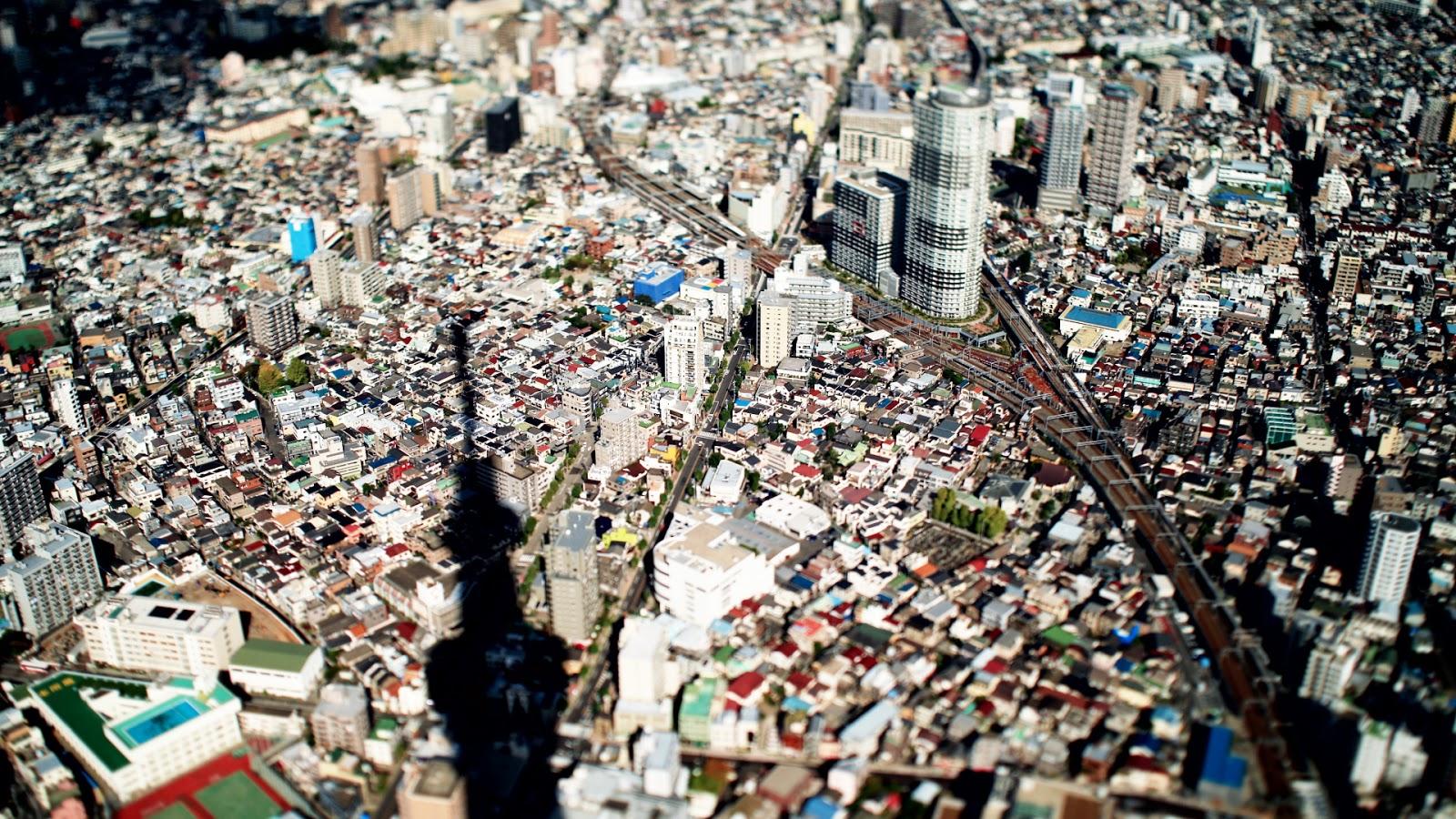 Photo of Time lapse de la ville de Tokyo