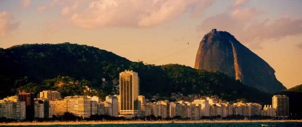 Time lapse de Rio de Janeiro