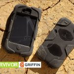 Coque iphone 4 & 4S Survivor Griffin