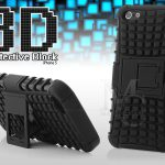 Coque iphone 5 3D Protective Block
