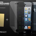 Accessoires iphone 5 : film protecteur