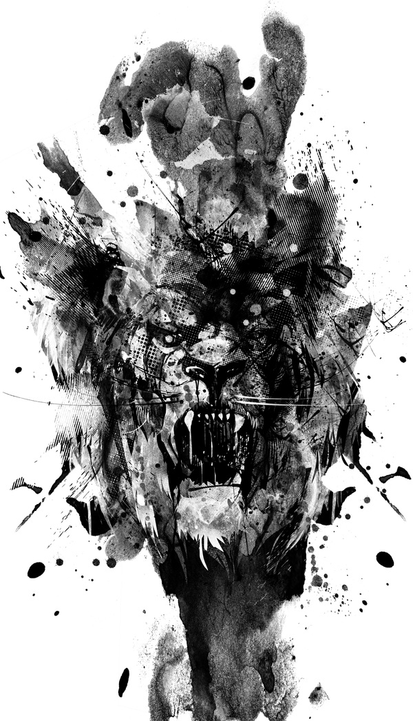 Illustrations de personnages de l'artiste Francis Arcega