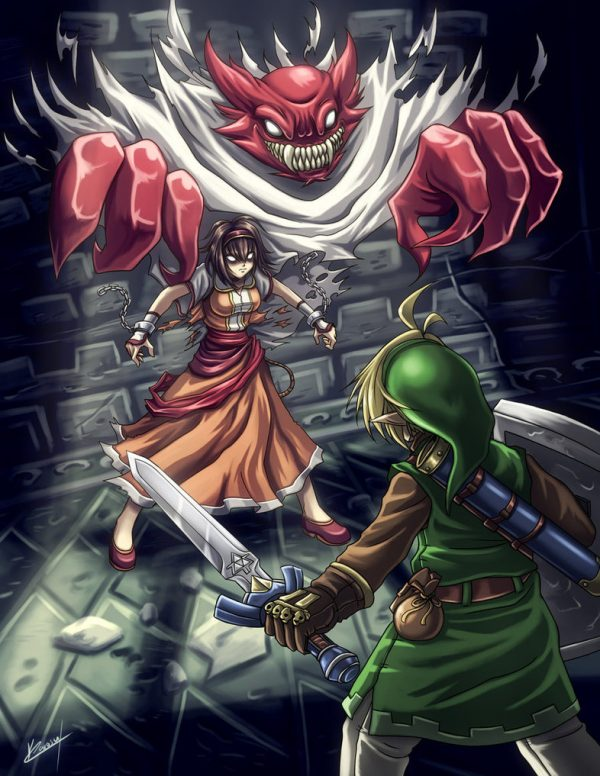 illustrations-The-legend-of-Zelda-Karosu-Makerd (3)