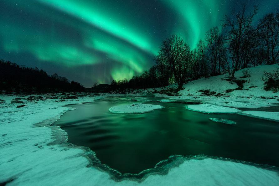 Photographie du jour #256 : River Lights