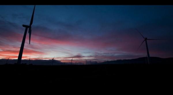 Time lapse des alentours du desert de Mojave