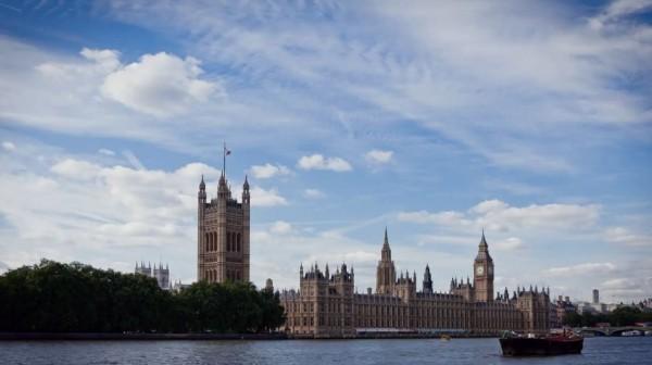 Time lapse de la ville de Londres