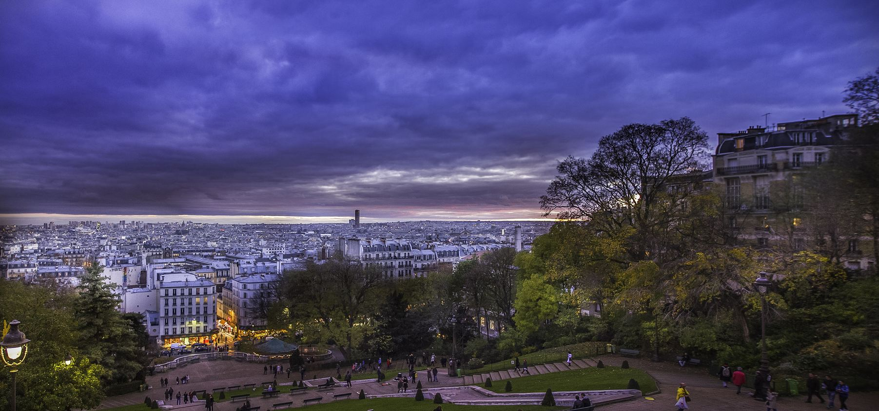 Photo of Time lapse de Paris – The City Of Light