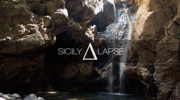 Time lapse de la Sicile