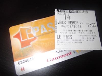 Jack Reacher - Critique du film