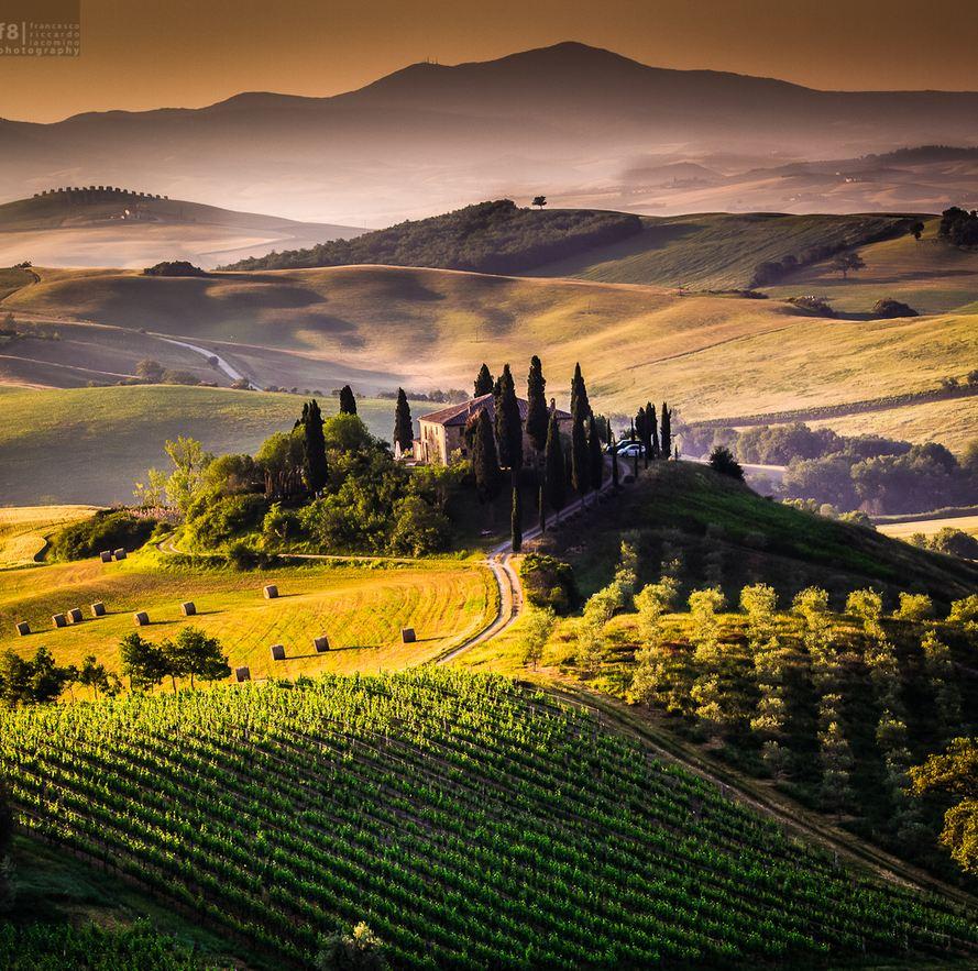 The-Tuscan-Morning