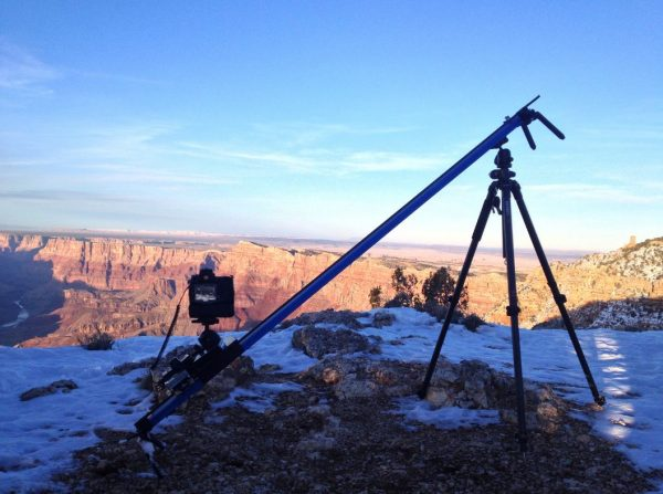 Time lapse du Grand Canyon - Etats-Unis