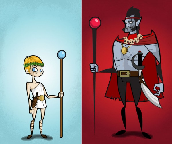 illustrations-cartoons-Ben Camberos-kungfumonkey (9)