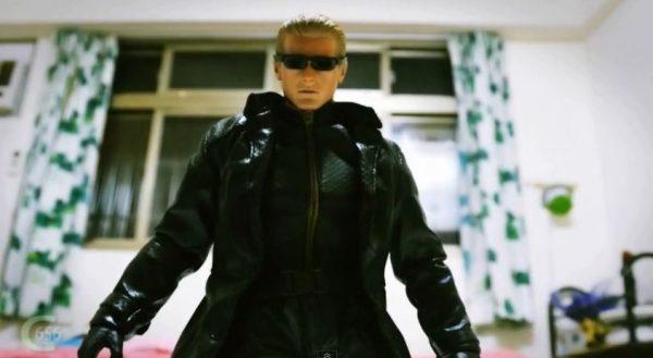 Stop motion de Ghost Rider Vs Resident Evil