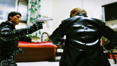Photo of Stop motion de Ghost Rider Vs Resident Evil