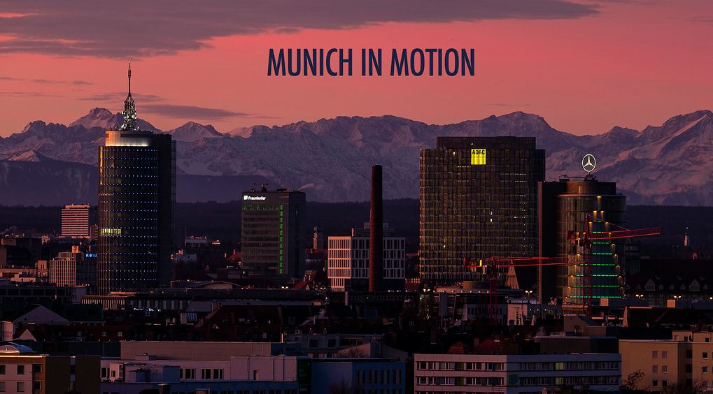 Photo of Time lapse de la ville de Munich – Allemagne