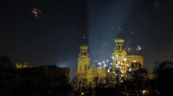 Time lapse de la ville de Munich - Allemagne