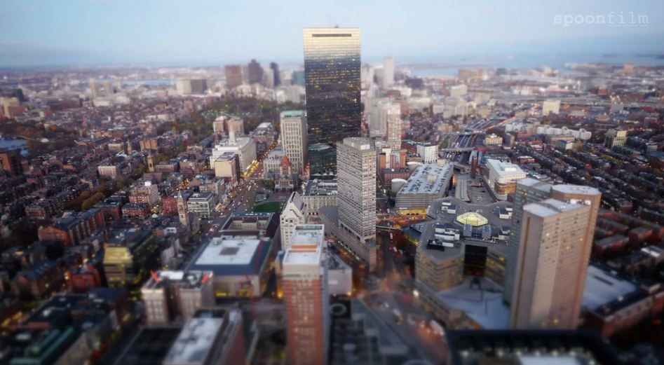 Photo of Time lapse de la ville de Boston