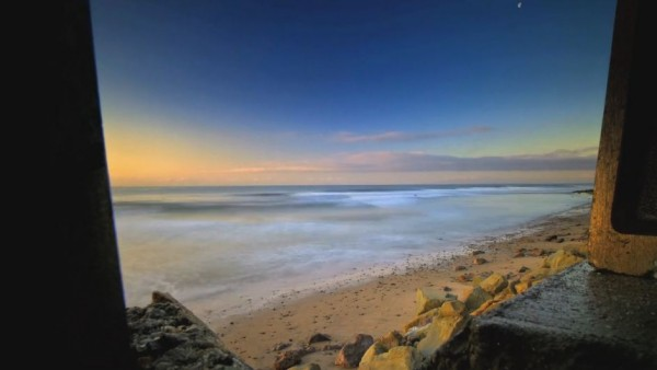 Time lapse de la Californie