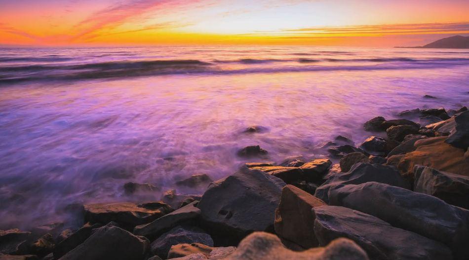 Photo of Time lapse de la Californie