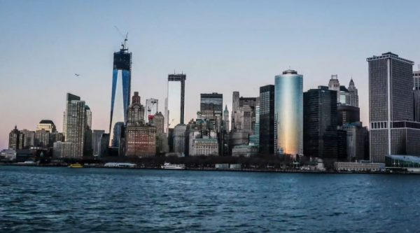 Time lapse de la ville de New York - The Big City