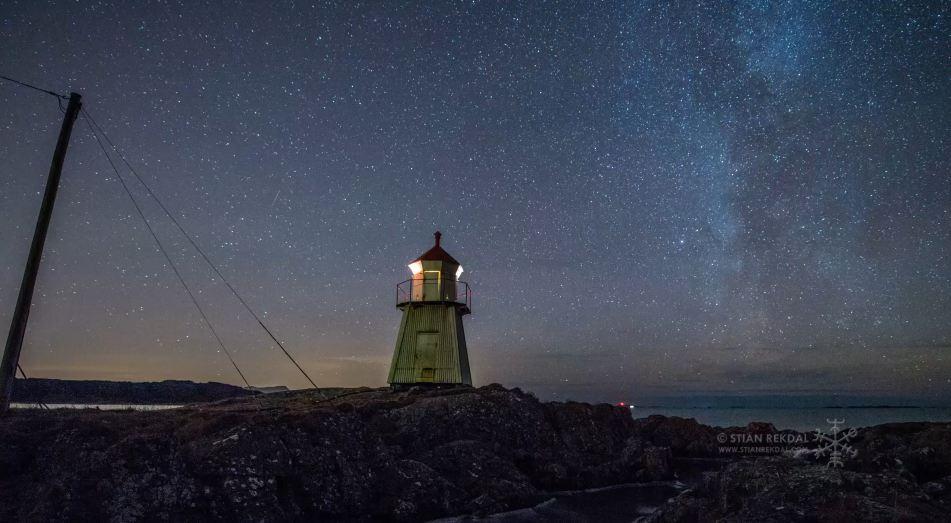 Photo of Time lapse de la ville d'Ålesund  – Norvège