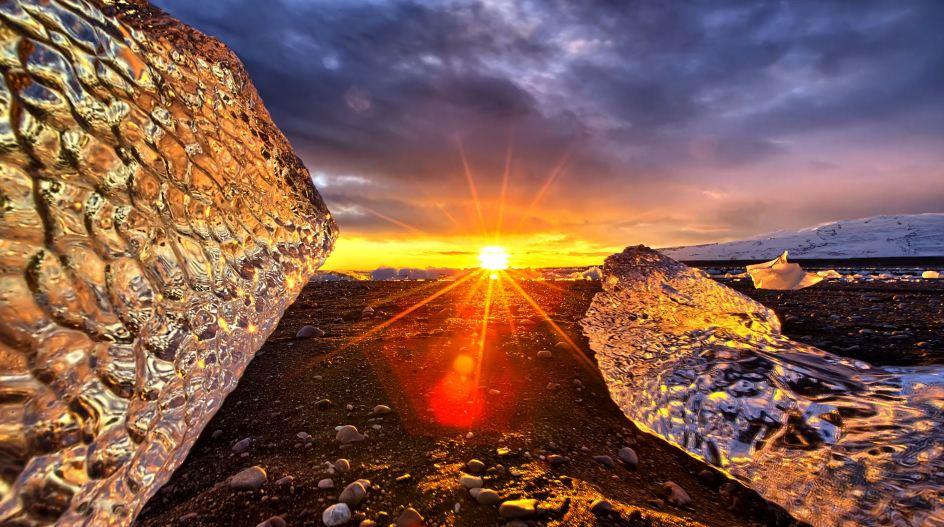 Photo of Time lapse de merveilleux paysages aux 4 coins de la terre
