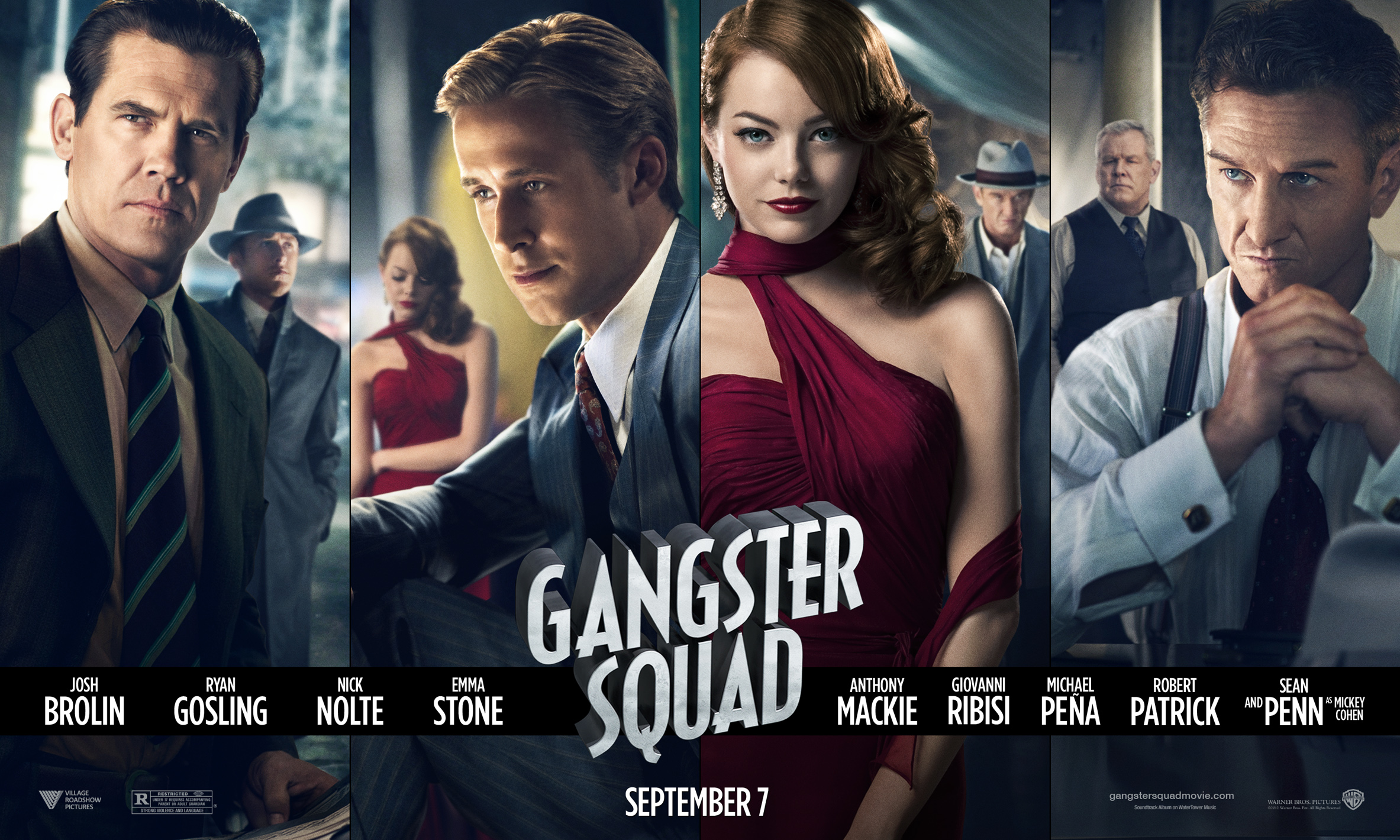 Photo of Gangster Squad – Critique du film
