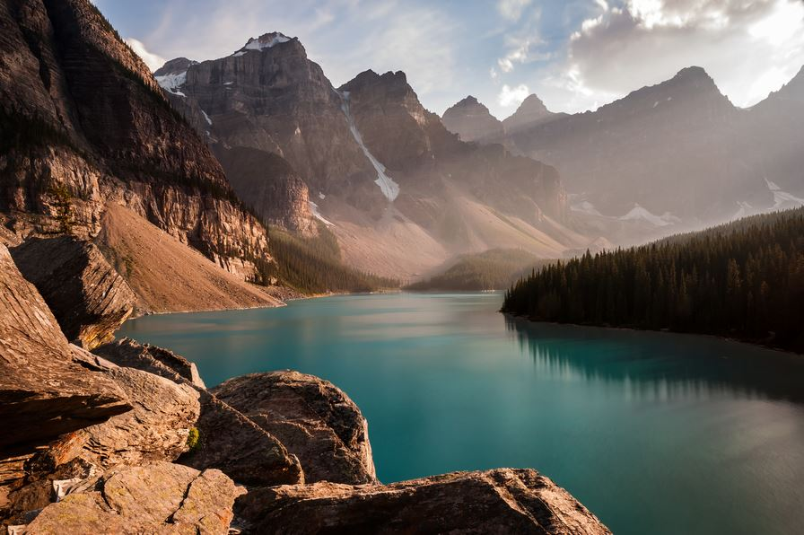 Photo of Photographie du jour #309 : Moraine Lake