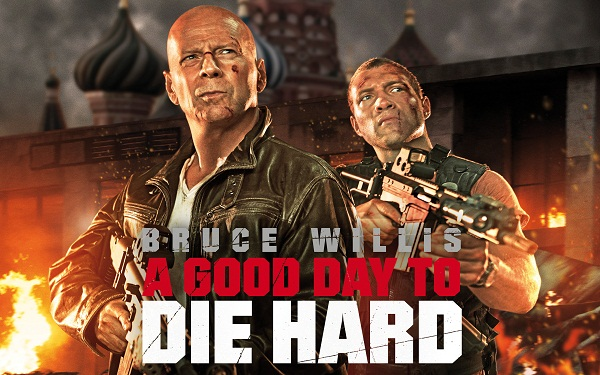 Photo of Die Hard 5 : Belle journée pour mourir