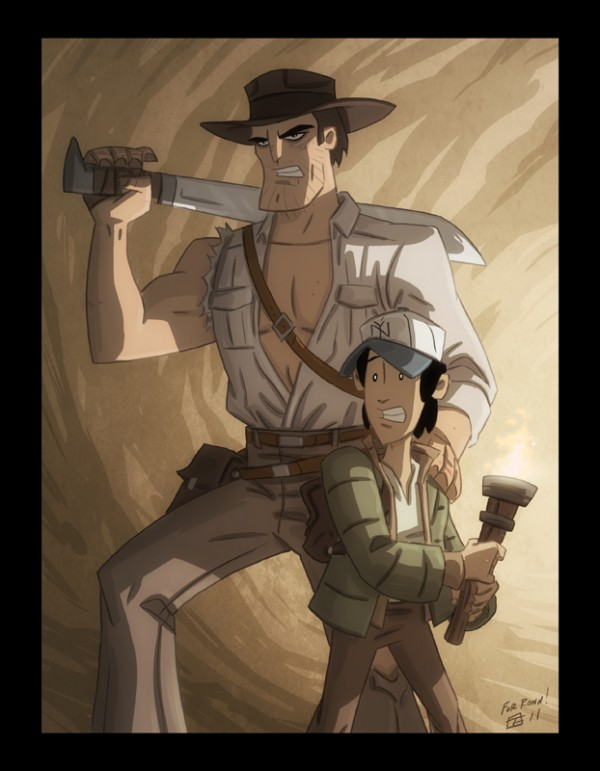 indiana-jones-illustrations-marrantes-otis-frampton (5)