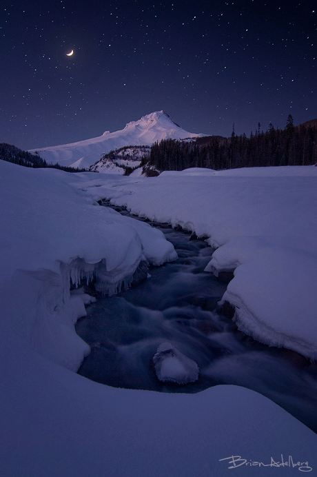Photo of Photographie du jour #294 :  Moonlit River