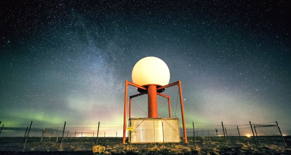 Photo of Les Aurores Polaires d'Islande en Time lapse